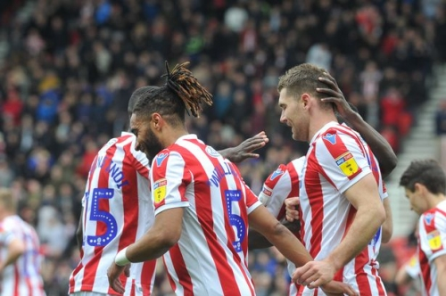 Stoke City 2, Rotherham 2: On the whistle ratings after sorry capitulation