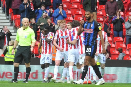 Stoke City 2 Rotherham 2: Booing fans, Jones selection, Clucas and other talking points