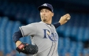 Blake Snell leaves after six innings and Rays lose to Jays 3-1