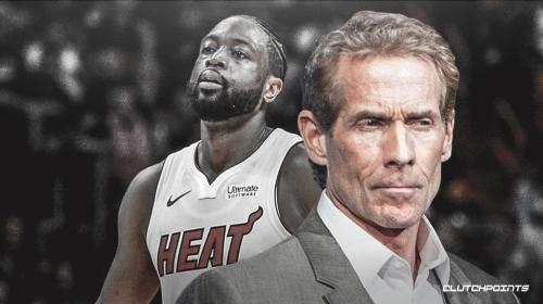 Skip Bayless says Heat legend Dwyane Wade was 'Jordan-esque'