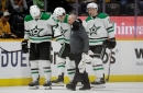 Game 2 notebook:Stars forward Mattias Janmark returns after injury scare; Nashville and Dallas combine for 20 icings