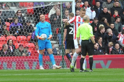 Stoke City lament offside goal while fans lament sorry showing
