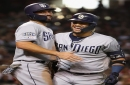 Padres overcome selves, Diamondbacks for another win