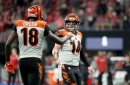 Andy Dalton and A.J. Green progressing well in recovery