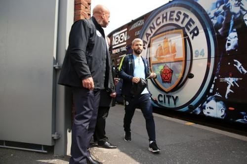 Man City line up vs Brighton includes Kevin De Bruyne and Leroy Sane