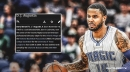 DJ Augustin Wikipedia page edited immediately after Game 1 heroics vs. Raptors