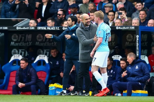 Pep Guardiola picks out two Kevin De Bruyne qualities that can push Man City to glory
