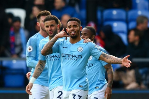 Liverpool FC fans furious after Gabriel Jesus goal for Man City vs Crystal Palace