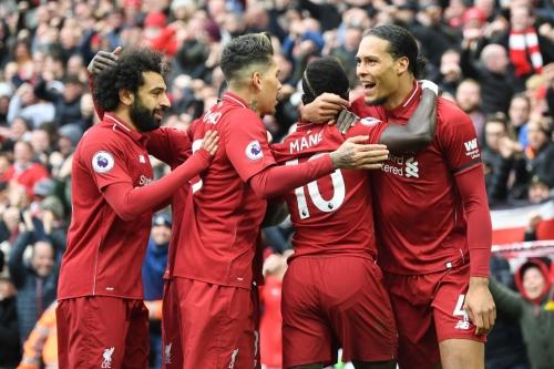 Mohamed Salah screamer dispels Chelsea demons as Liverpool see off last big test