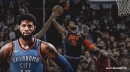 Thunder star Paul George to be game-time decision for Game 1 vs. Blazers