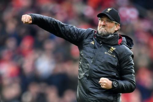 Jurgen Klopp labels Liverpool's critics 'idiots' after Chelsea win keeps title dream alive