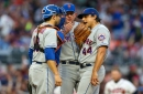 NY Mets pushing Jason Vargas' next start back a day after fifth starter's struggles