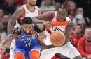 Game 1 recap: Portland cools Paul George, Thunder to strike first