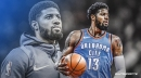 Thunder star Paul George admits game vs. Blazers was the first time he shot the ball since Rockets match
