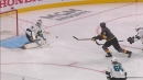 Golden Knights' Stone opens scoring in Game 3 just 16 seconds in