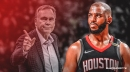Chris Paul credits 'necessity, coach' for pushing Rockets to become a resilient team