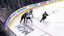 Sharks' Joe Thornton catches Tomas Nosek with hit to head
