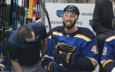 Blues notebook: Bortuzzo returns after being cut Friday