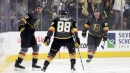 Mark Stone has hat trick to lead Golden Knights past Sharks in Game 3