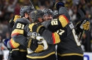 Golden Knights defeat Sharks 6-3 in Game 3, take 2-1 series lead