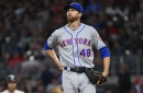 Jacob deGrom is officially slumping as Braves pound Mets again