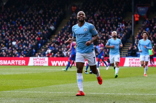 Manchester City player ratings: Raheem Sterling impresses and Kevin De Bruyne inspires vs Crystal Palace