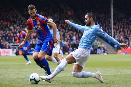 Ilkay Gundogan helps Man City disprove his point at Crystal Palace