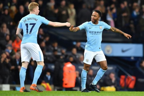 Kevin de Bruyne explains what Man City teammate Raheem Sterling is really like