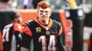 Bengals news: Andy Dalton's thumb injury won't be a concern during the offseason