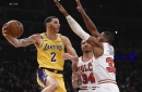 NBA Rumors: Lakers, Bulls Had Initial Conversations About Lonzo Ball Before Trade Deadline