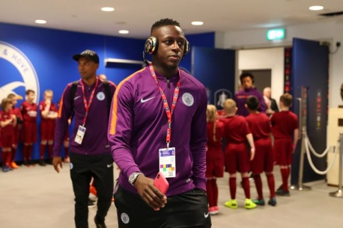 The Champions League team talk Benjamin Mendy is ready to give to Man City teammates