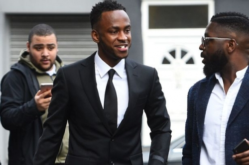 Saido Berahino breaks his silence with this eight word message but Stoke City fans have little sympathy