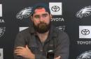 Eagles presser recap: Jason Kelce played through multiple injuries in 2018, Zach Ertz talks DeSean Jackson's impact