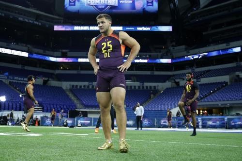 49ers potential NFL Draft target: Nick Bosa