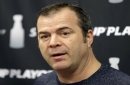 Flyers hire Alain Vigneault, previously with Rangers, as new head coach