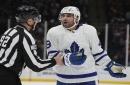 Leafs' Nazem Kadri suspended for rest of Bruins series