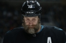 NHL suspends Sharks' Joe Thornton for one game
