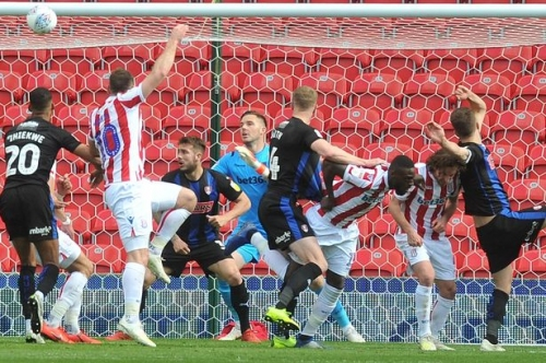 Stoke City hero reflects fans frustration at latest failings as bad boy tries to get his message across