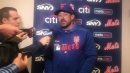 WATCH: Mets' Mickey Callaway on Edwin Diaz's usage