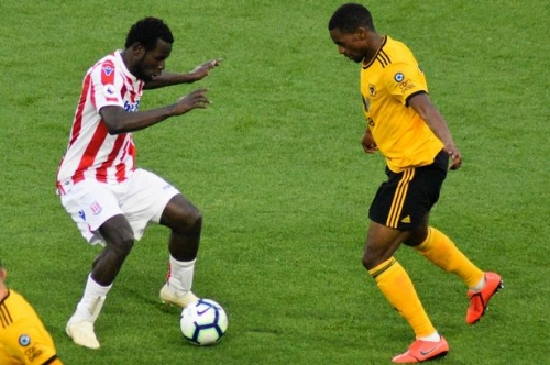 Stoke City u23s roll out the big guns at Wolves but fail to make their dominance count