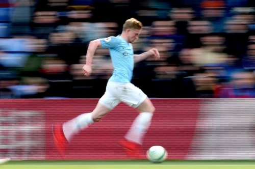 The Kevin De Bruyne moment at Crystal Palace that will thrill Pep Guardiola for Tottenham return
