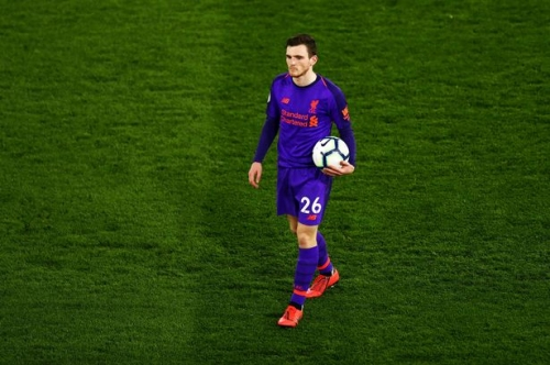Andy Robertson reveals what his Liverpool FC teammates did during Man City victory against Crystal Palace