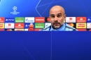Pep Guardiola press conference LIVE Man City manager provides injury update on Fernandinho ahead Tottenham clash
