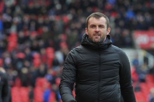 I'm a Nathan Jones man, but he must shuffle the pack if our Stoke City nightmare is ever going to end