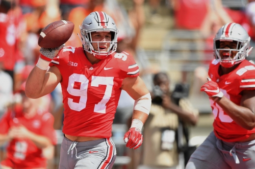 49ers draft: What do Nick Bosa, others defensive ends offer?