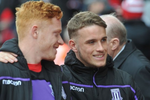 Thibaud Verlinden was 'unplayable' but he wasn't the only Stoke City youth to catch the eye at Wolves