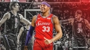 Sixers' Tobias Harris explains how friendship with Boban Marjanovic began
