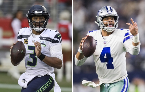 What Russell Wilson's $140 million contract extension means for Cowboys QB Dak Prescott