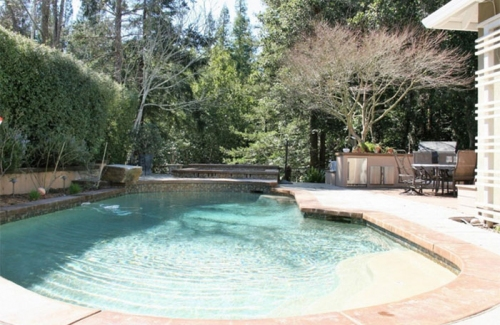Photos: Ex-49ers kicker sells Scotts Valley home
