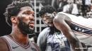 Report: Sixers star Joel Embiid's foul on Nets' Jarrett Allen won't be upgraded to Flagrant 2